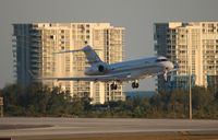 XA-OVR @ FLL - Global Express