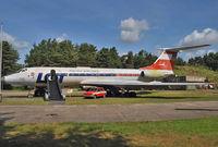 DDR-SCH @ EDAV - Displayed at Finow Air Museum. - by Wilfried_Broemmelmeyer