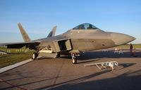 01-4019 @ LAL - F-22A Raptor - by Florida Metal