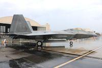 02-4033 @ MCF - F-22A Raptor - by Florida Metal