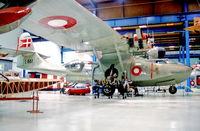 L-861 - Danmarks Tekniske Museum , Helsingør 28.2.02 - by leo larsen