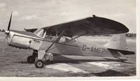 G-AMFP @ 0000 - Recently discovered picture.