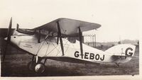 G-EBOJ @ 0000 - Recently discovered picture.