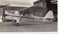 G-AJRH @ 0000 - Recently discovered picture.