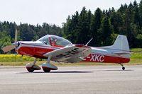 SE-XKC @ ESKB - Binder CP.301S Smaragd [111] Stockholm-Barkarby~SE 07/06/2008