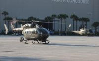 08-72044 - UH-72 Lakota at Heliexpo Orlando - by Florida Metal