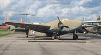 43-16445 @ FFO - C-60A Lodestar - by Florida Metal