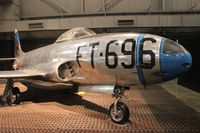 49-696 @ FFO - F-80C - by Florida Metal