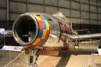 50-1143 @ FFO - F-84E Thunderjet - by Florida Metal