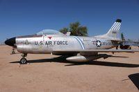 53-0965 @ DMA - F-86L Sabre - by Florida Metal