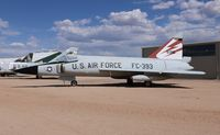 56-1393 @ DMA - F-102A - by Florida Metal