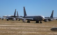58-0040 @ DMA - KC-135E - by Florida Metal