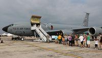 60-0346 @ YIP - KC-135R - by Florida Metal