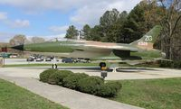 62-4328 @ AYX - F-105D - by Florida Metal