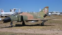 64-0669 @ DMA - F-4C Phantom - by Florida Metal