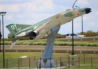 65-0747 @ ORL - F-4D Phantom II - by Florida Metal