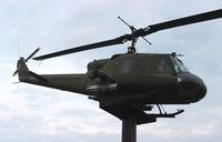 66-0632 - UH-1C in Monroe Michigan - by Florida Metal