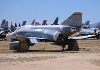 69-7212 @ DMA - F-4G Phantom - by Florida Metal