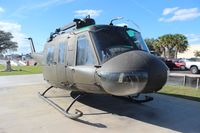 70-2468 - HH-1H in Okeechobee FL - by Florida Metal