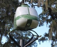 71-20748 - OH-58A in Tampa Veterans Park - by Florida Metal