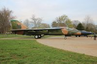 74-0178 - F-111F in Bowling Green Kentucky - by Florida Metal