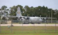 74-2070 @ MCO - C-130H - by Florida Metal