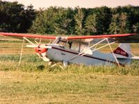 CF-QVN - June 1984 near Schomberg Ontario - by Lorne