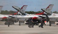 91-0466 @ DAB - Thunderbirds - by Florida Metal