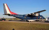 2301 @ LAL - HC-144A Coast Guard retro colors