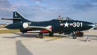 125295 @ TIX - F9F-5 Panther - by Florida Metal