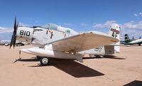 135018 @ DMA - EA-1F Skyraider - by Florida Metal