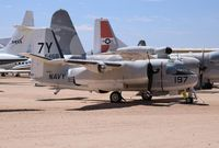 136468 @ DMA - Grumman S-2A - by Florida Metal