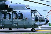 2741 @ LFRL - Eurocopter EC-225LP Super Puma, Static display, Lanvéoc-Poulmic (LFRL) Open day 2015 - by Yves-Q
