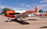 140481 @ DMA - T-28C - by Florida Metal