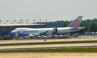 B-18716 @ KATL - Cargo ramp Atlanta - by Ronald Barker
