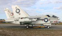 153135 @ TIX - A-7A Corsair - by Florida Metal