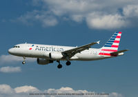 N112US @ BWI - On final to 33L. - by J.G. Handelman