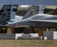 162401 @ DMA - F-18 nose - by Florida Metal