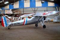 F-BCNL @ LFFQ - Morane-Saulnier MS.317 [6527/273] La Ferte Alais~F 15/06/2003 - by Ray Barber