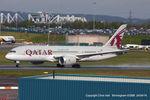 A7-BCK @ EGBB - Qatar - by Chris Hall