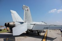165890 @ BKL - F-18F - by Florida Metal