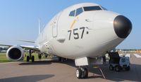 168757 @ LAL - P-8A Poseidon - by Florida Metal