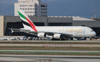 A6-EOM @ LAX - Emirates