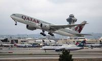 A7-BFF @ LAX - Qatar Cargo