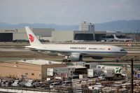 B-2093 @ LAX - Air China Cargo - by Florida Metal