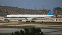 B-2099 @ LAX - China Southern - by Florida Metal