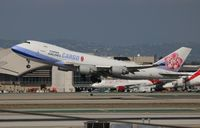 B-18718 @ LAX - China Airlines Cargo