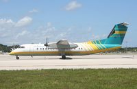 C6-BFO @ FLL - Bahamas Air - by Florida Metal