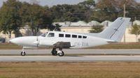 C6-TIA @ ORL - Cessna 402C - by Florida Metal