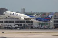 CC-BDC @ MIA - LAN 767-300 - by Florida Metal